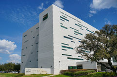 USF campus buidling Royalty Free Stock Image
