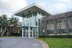 USF campus buidling Stock Photography