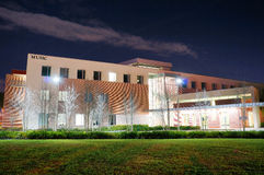 USF campus buidling Stock Photos