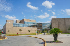 USF campus buidling Stock Image
