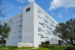 USF campus building Royalty Free Stock Images