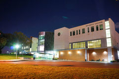 USF campus building: Marshall student center Stock Photos