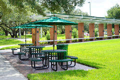 USF campus landscape: Florida inventors hall of fame Stock Photo