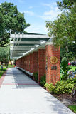 USF campus landscape: Florida inventors hall of fame Stock Photography
