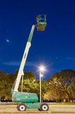 lift machine Royalty Free Stock Photos