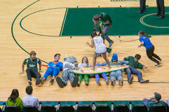 Usf mens basketball team beat smu 78 vs 71 Stock Photos