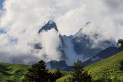 Ushba Mount Royalty Free Stock Image