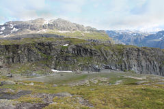 Ushba u norwegen Stockfotos