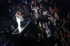 Usher Royalty Free Stock Photo