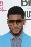 Usher at the 2012 Billboard Music Awards Arrivals, MGM Grand, Las Vegas, NV 05-20-12 Stock Photography