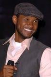 Usher Stock Image