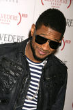 Usher. At the Belvedere Vodka (RED) Launch Party, Avalon, Hollywood, CA. 02-10-11 Royalty Free Stock Photos