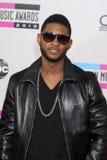 Usher arkivbild