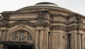 The Usher Hall auditorium, Edinburgh royalty free stock photography