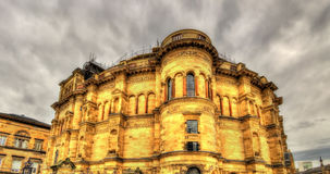 The Usher Hall, a concert hall in Edinburgh Royalty Free Stock Photography