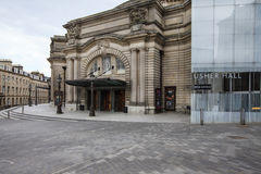 Usher Hall in Edinburgh Stock Images