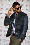 Usher. LOS ANGELES - FEB 10:  Usher Raymond arrives at the Belvedere RED Special Edition Bottle Launch at Avalon on February 10, 2011 in Los Angeles, CA Royalty Free Stock Photography