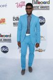 Usher na música 2012 do quadro de avisos concede chegadas, Mgm Grand, Las Vegas, nanovolt 05-20-12 Fotografia de Stock Royalty Free