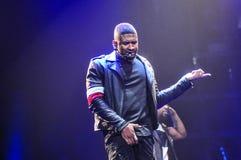 Usher Stock Photo