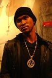 Usher Wax Figure Royalty Free Stock Photos