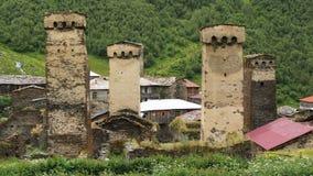 Ushguli, Georgia, Europe Royalty Free Stock Photography