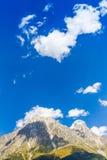 Ushguli, Svaneti supérieur, la Géorgie, l'Europe Photo stock