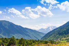 Ushguli, Upper Svaneti, Georgia, Europe Royalty Free Stock Photos
