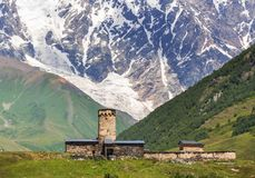 Ushguli Stock Photos
