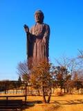 Ushiku Bouddha Photo stock