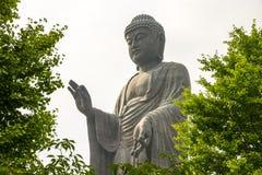 Ushiku Daibutsu,日本 库存照片