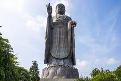 Ushiku Daibutsu,日本 免版税库存图片