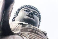 Ushiku Daibutsu, Giappone Fotografia Stock