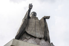 Ushiku Daibutsu, Giappone Immagini Stock Libere da Diritti