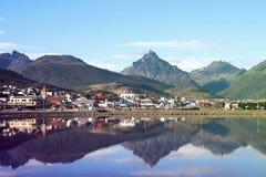 Ushuaia,火地群岛,阿根廷 免版税库存图片