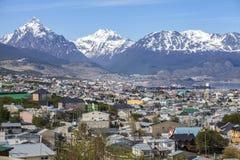 Ushuaia, Аргентина. Стоковые Фотографии RF