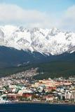 ushuaia Аргентины стоковые изображения rf