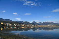 Ushuaia Royalty Free Stock Photo
