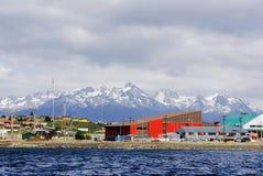 Ushuaia Stock Afbeeldingen