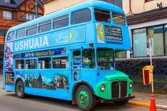 Ushuaia Stockfotografie