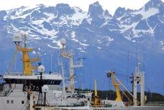 Ushuaia Zdjęcie Stock