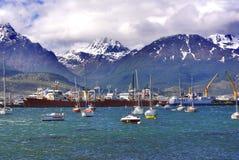 Ushuaia Foto de archivo libre de regalías