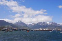 Ushuaia Obrazy Royalty Free