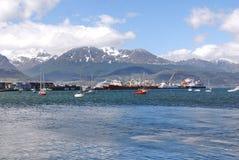 Ushuaia Obrazy Stock