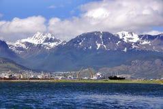 Ushuaia Fotografia Stock