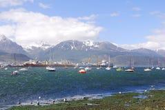 Ushuaia Lizenzfreies Stockbild