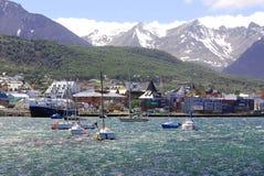 Ushuaia Imagenes de archivo