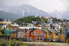Ushuaia Lizenzfreie Stockfotografie