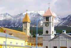Ushuaia Royalty-vrije Stock Afbeelding