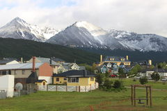 Ushuaia photo stock