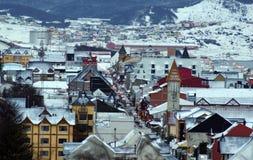 ushuaia Στοκ εικόνα με δικαίωμα ελεύθερης χρήσης